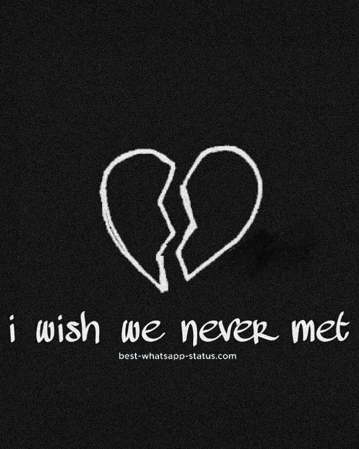 Heart Broken Whatsapp Status   Sad Heart Touching   (Feel
