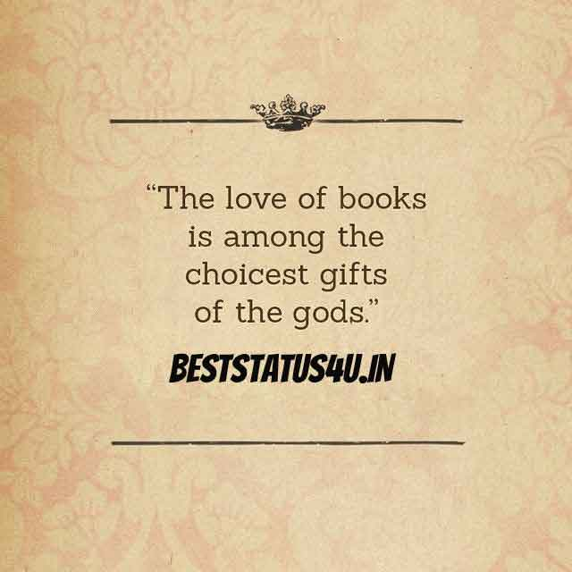 Best Book Lover Quotes Captions For Book Lovers 100 Genuine Status