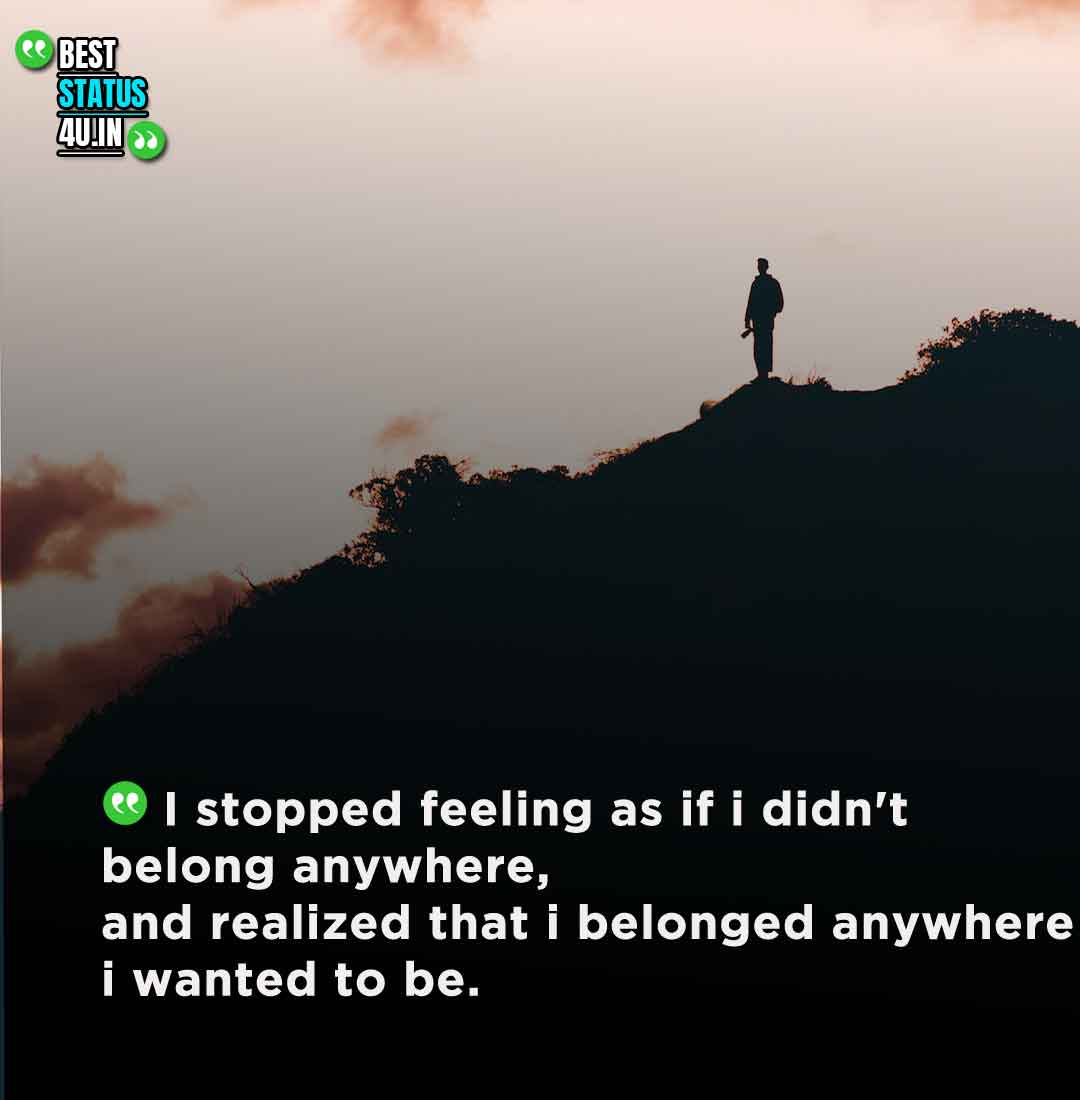 Deep Meaning Quotes Best Status For Deep Thoughts Genuine Quote